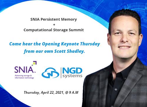 State of the Computational Storage Market Opening Keynote by Scott Shadley
